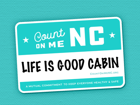 Count on Me NC Certified