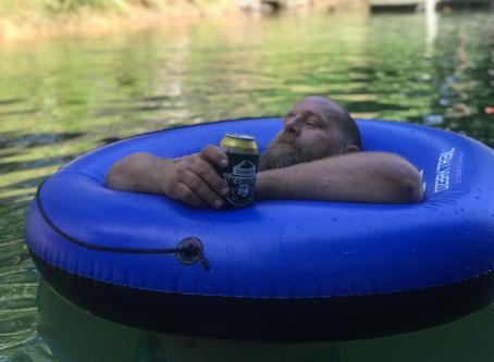 Celebrating the Fourth of July on Lake James