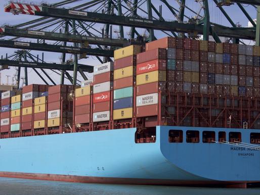 Maersk Honam repaired and renamed Maersk Halifax