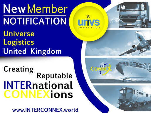 Universe joins InterConnex as a founding member
