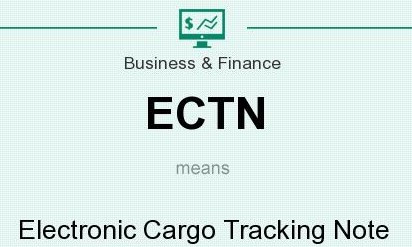 CTN (Cargo Tracking Note) Certificate