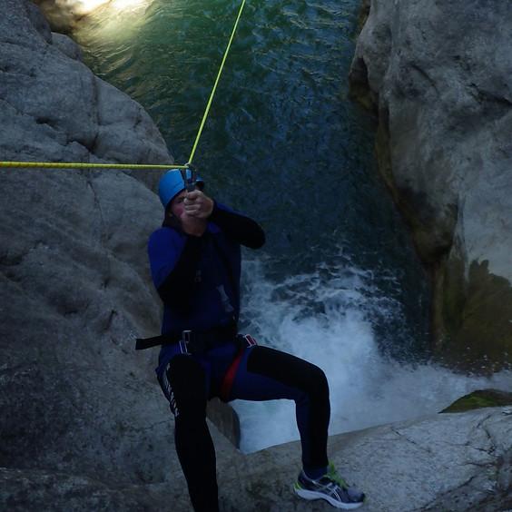 Canyon du St Auban demi journée