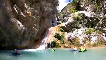 Canyoning 2020 de l'initiation au canyon sportif comment choisir son canyon