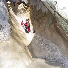 Canyon Enfant autour de Castellane (04)