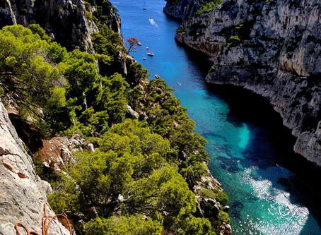 Via Ferrata Marseille-Cassis, enterrement de vie de jeune, séminaire entreprise, team building...