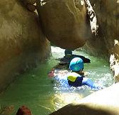 Canyon du Riloan, guide Canyon Journée Verdon, Ecadremenent canyon journée, Les plus beau canyons du sud est de la france, Libertagrimp