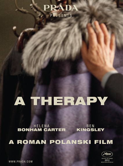 "PRADA PRESENTS ""A THERAPY"" BY ROMAN POLANSKI"