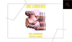 JBC Lingerie: real underwear for real women (finally!)