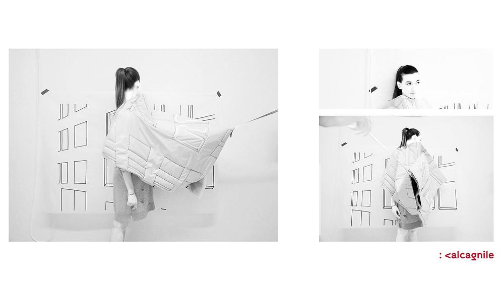 'Mi abito, ci abito' fashion design project