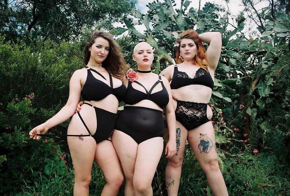 JBC Lingerie, real underwear for real women