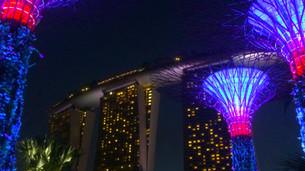 'S' STA PER SPETTACOLARE SINGAPORE
