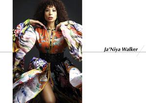INSPIRING PEOPLE / THE AEST:(H)ET(H)IC WORLD OF JA'NIYA WALKER