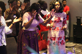 2017-08-27 Moved during Praise and Worship