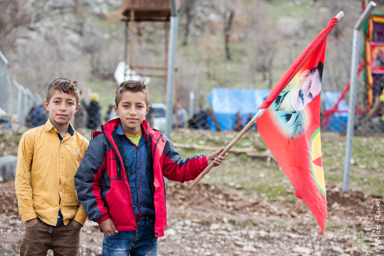 Kurdistan Kandil Newroz-62