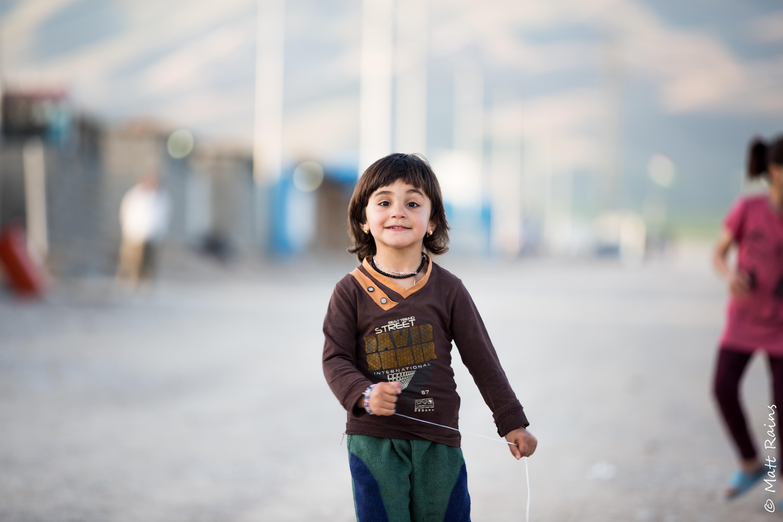 Kurdistan Syrian Refugees-34