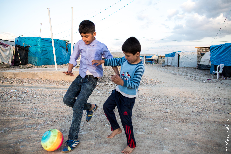 Kurdistan Syrian Refugees-45