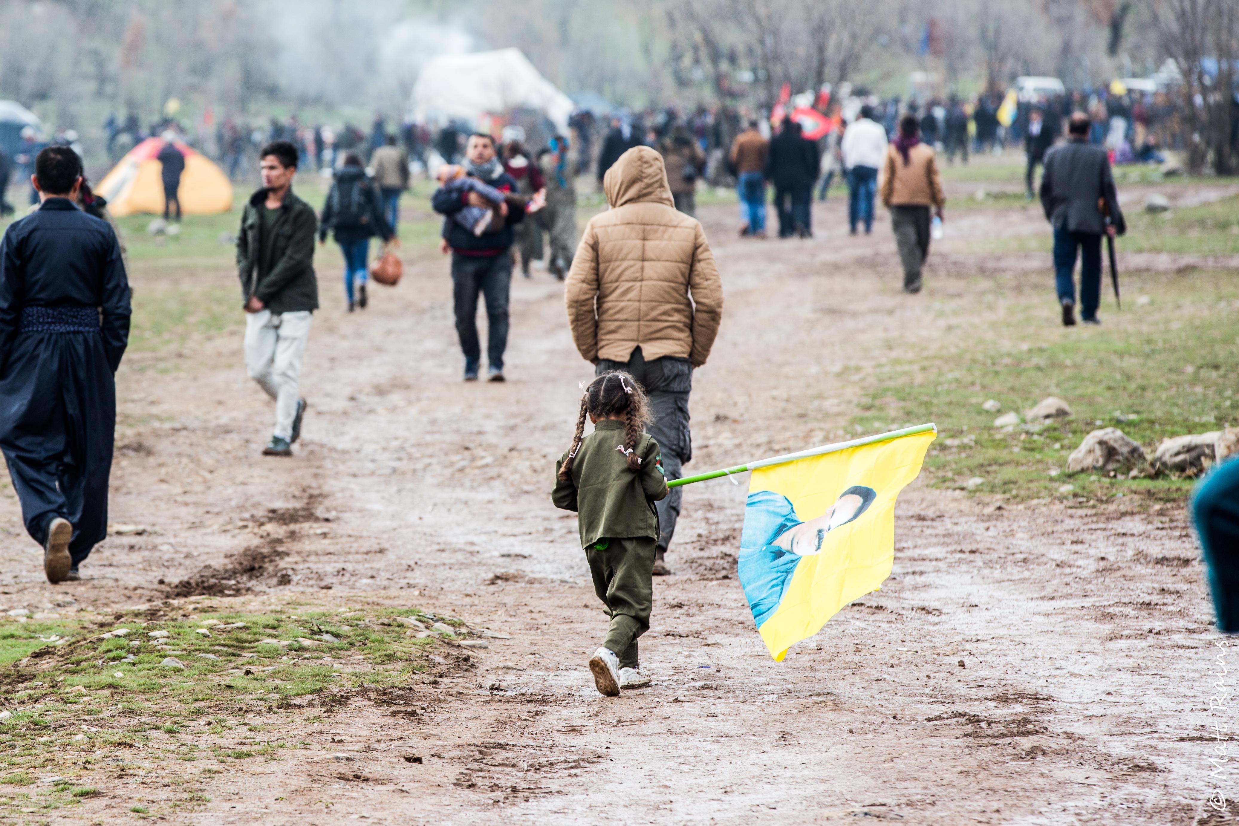Kurdistan Kandil Newroz-28