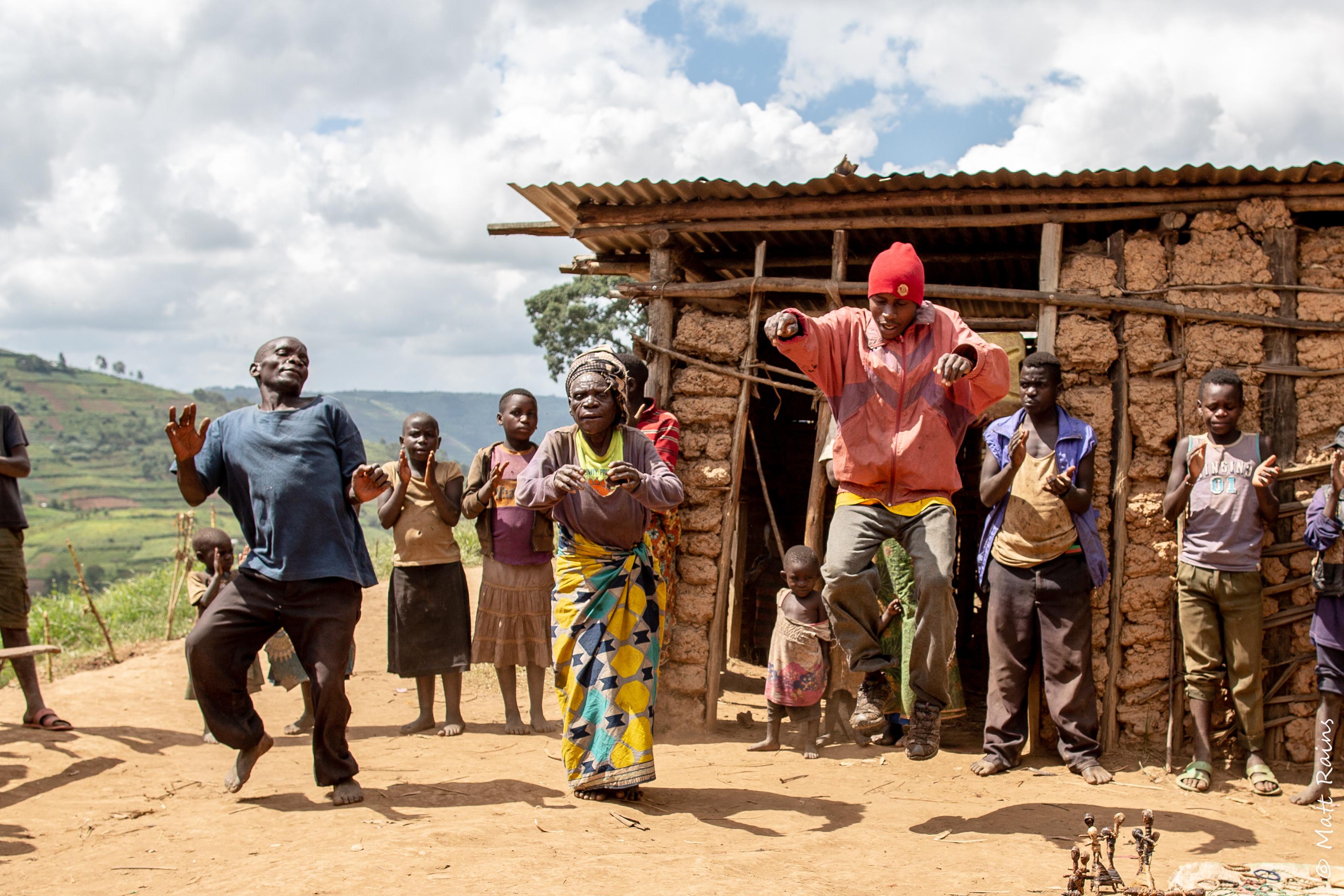 Uganda Entusi_Pygmies_June 2018-49