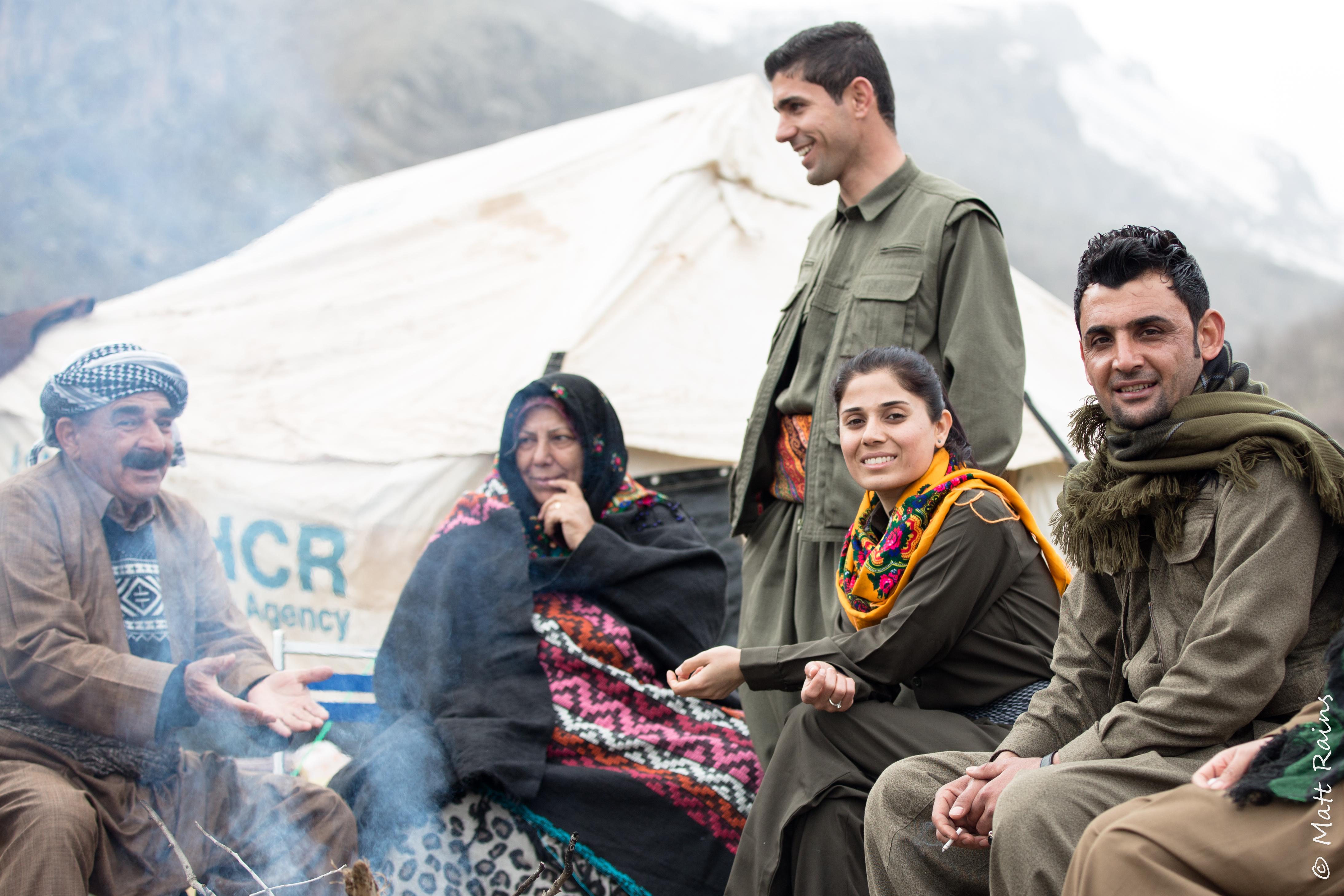 Kurdistan Kandil Newroz-66