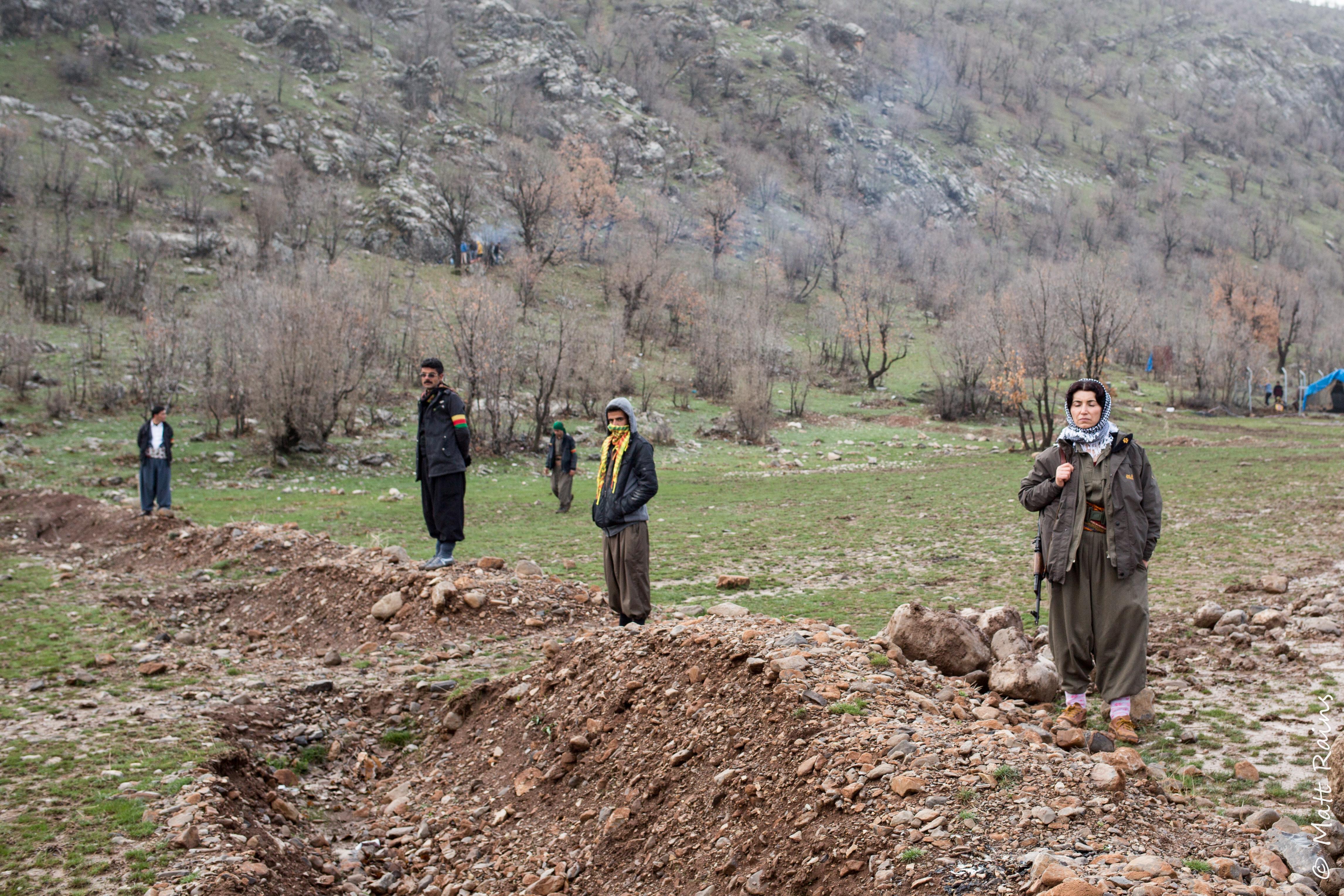 Kurdistan Kandil Newroz-10