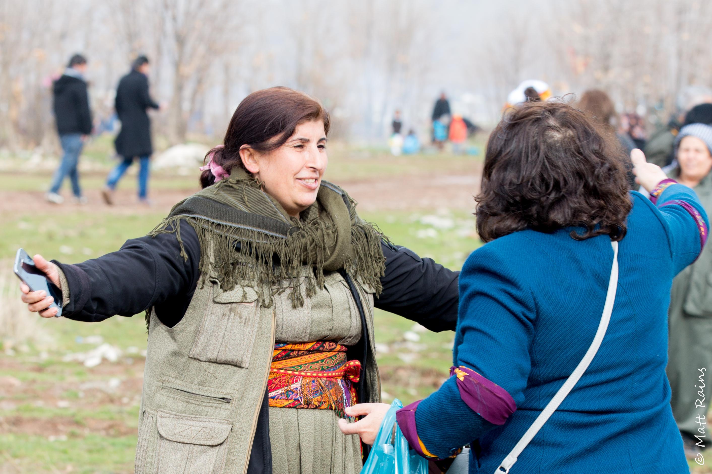 Kurdistan Kandil Newroz-44