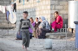 Kurdistan Syrian Refugees-27