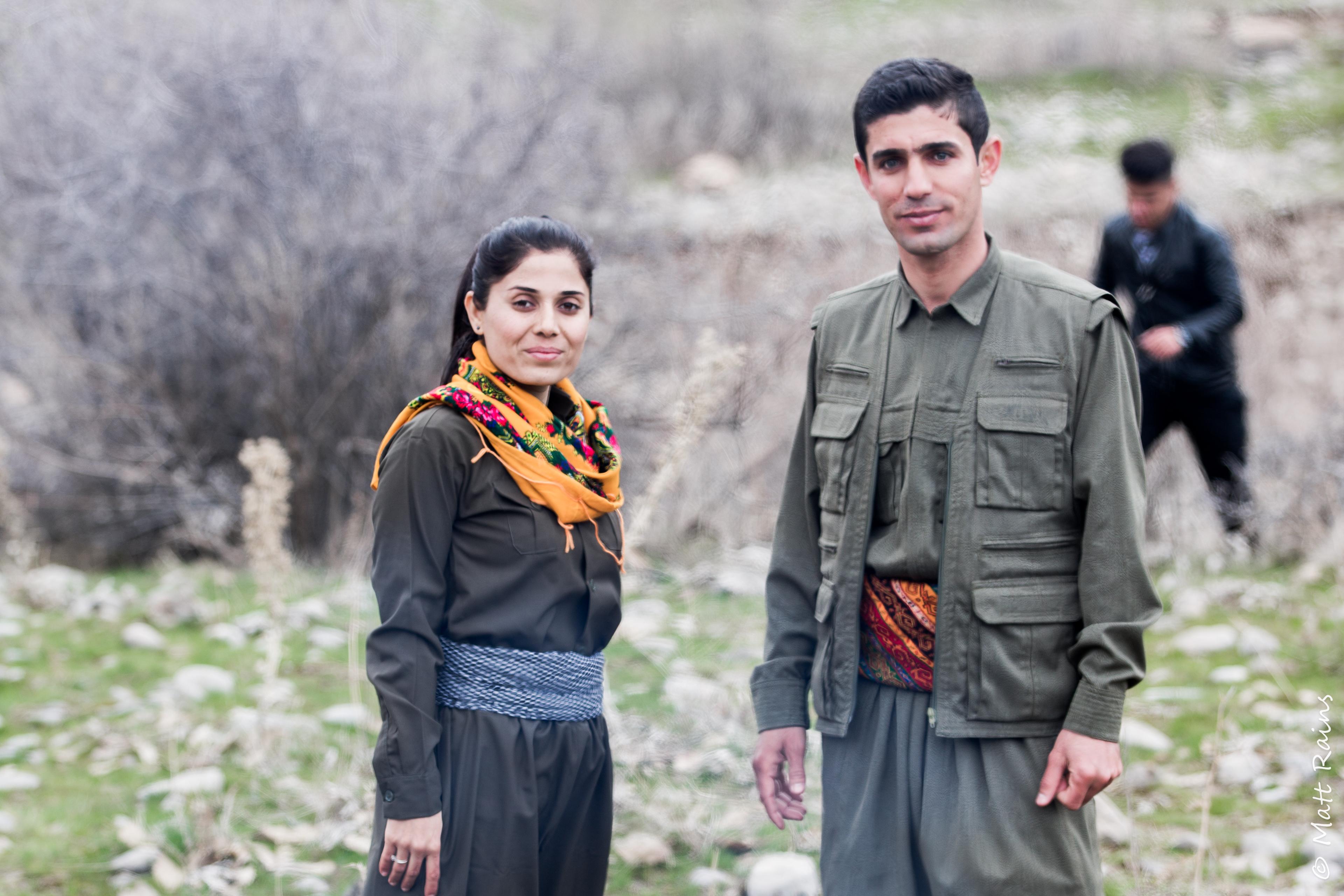 Kurdistan Kandil Newroz-71
