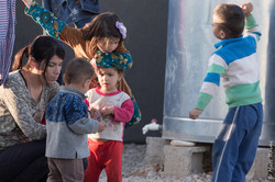 Kurdistan Syrian Refugees-21
