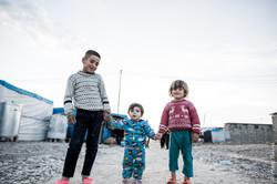 Kurdistan Syrian Refugees-49