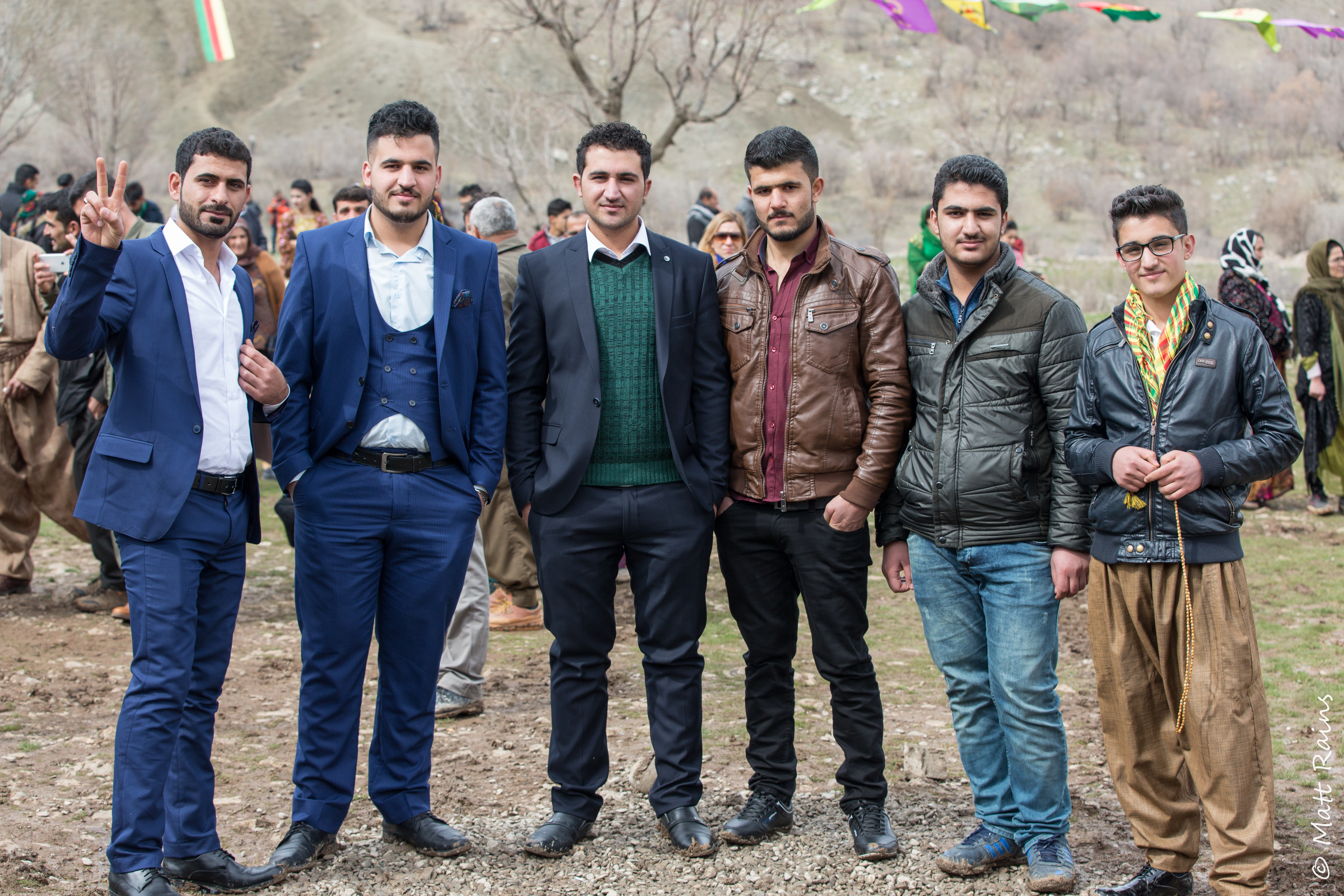 Kurdistan Kandil Newroz-95
