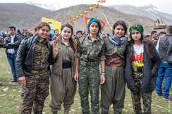 Kurdistan Kandil Newroz-105