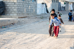 Kurdistan Syrian Refugees-10
