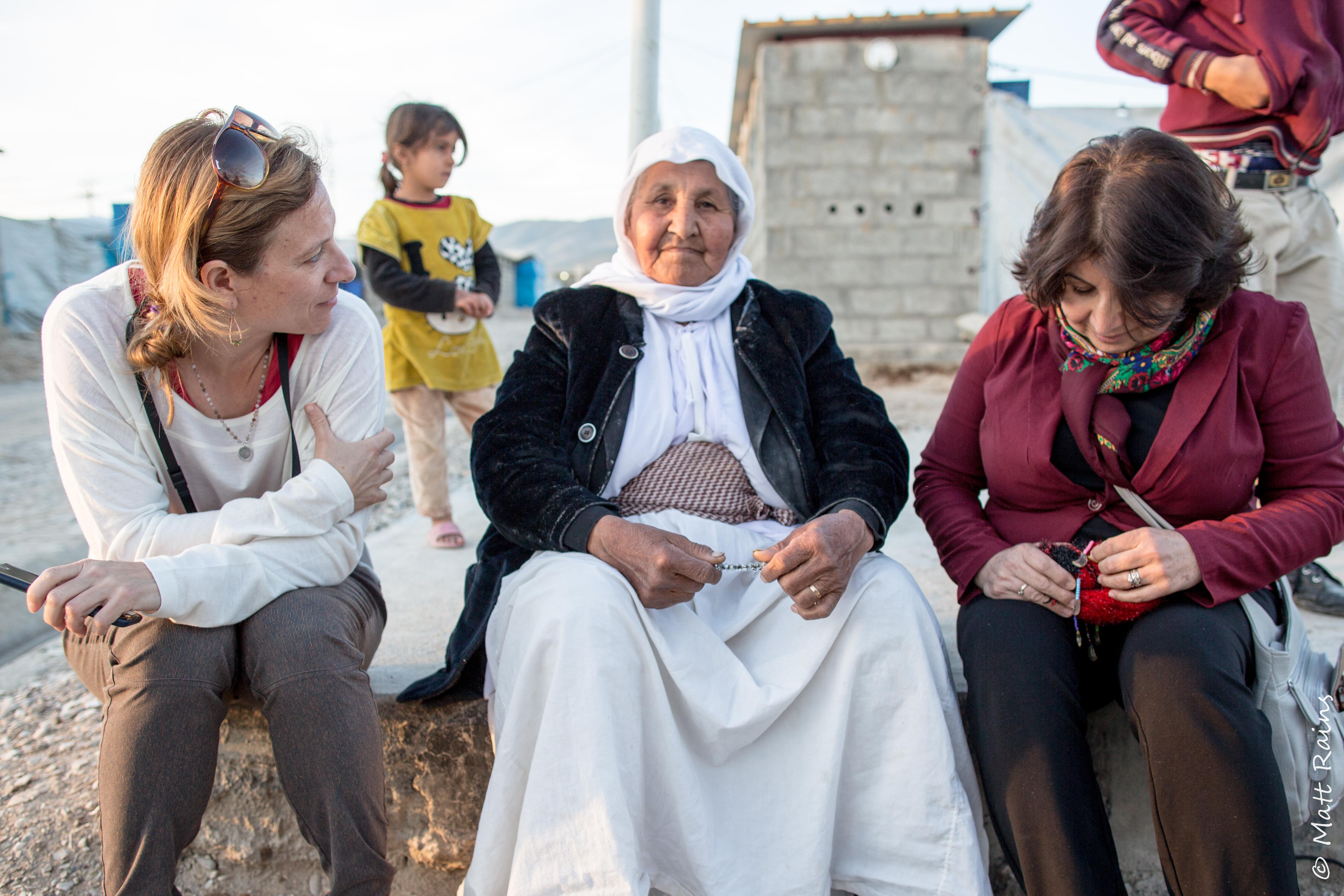 Kurdistan Syrian Refugees-52