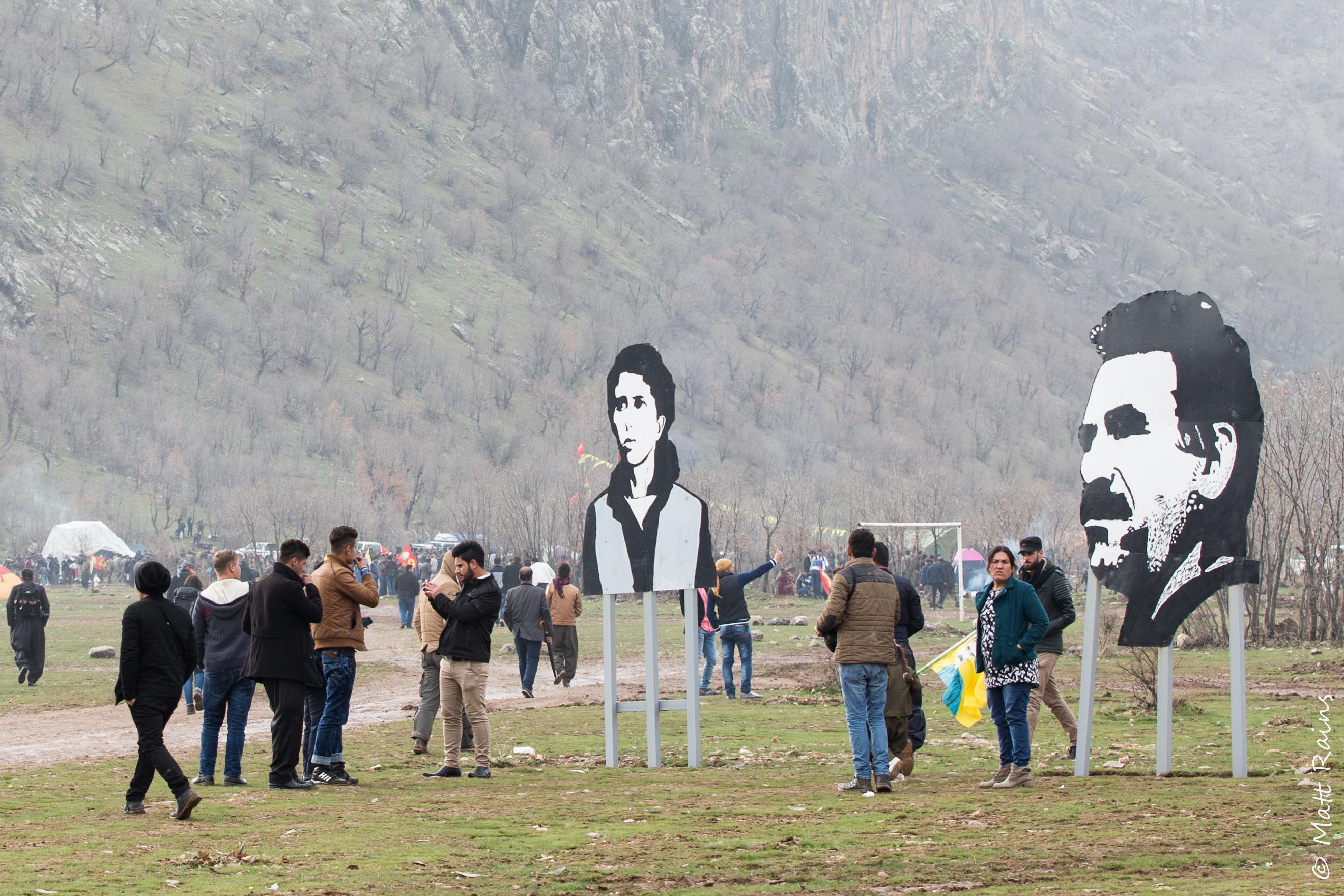 Kurdistan Kandil Newroz-27