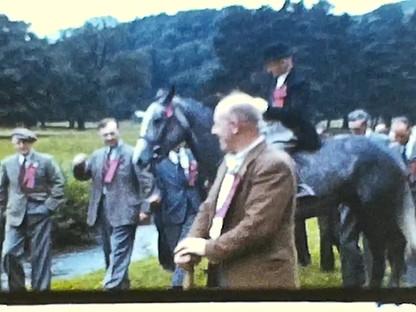 Langholm Common Riding 1952