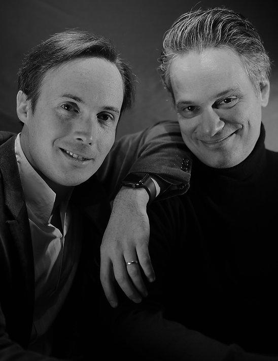 François Audrin et Sébastien Martin, Fondateurs de La French Touch Tokyo