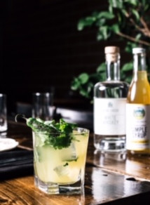 Green Chili Pepper Cocktail