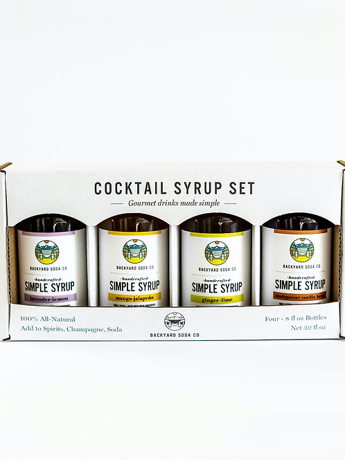 Simple Syrup Gift Set