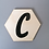 Thumbnail: Wooden Letter place mats