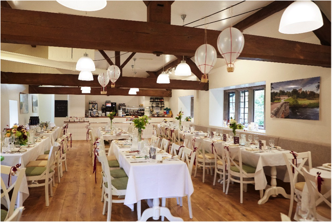 The Haddon Hall Restaurant