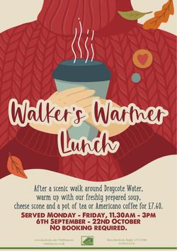 Walker's Warmer Lunch