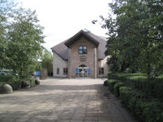 Main Entrance - Carsington Water