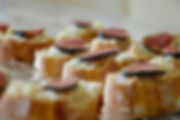 toasts figue-gorgonzola