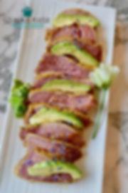 Beef tatami my way