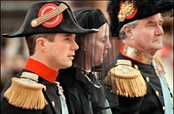 Dronning Ingrids begravelse