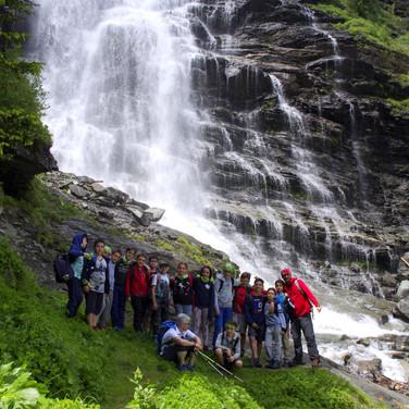 G2: La grande cascata