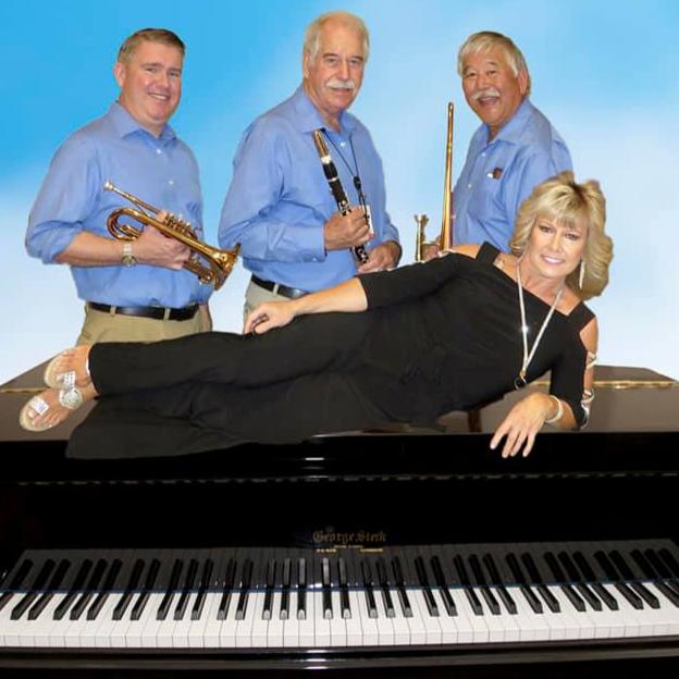 Cheryl's Mardi Gras Jazz Band