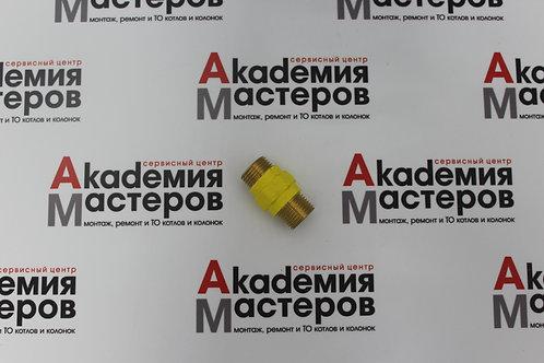 Диэлектрическая муфта СТМ прямая 1/2'', ш/ш
