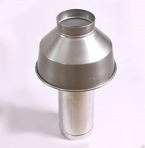 Дымоход, стабилизатор тяги для Baxi SLIM (грибок)