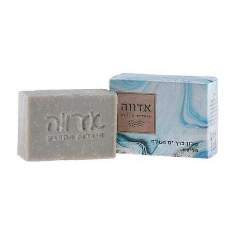ספון טיפולי - סבון בוץ ים המלח מליסה - אדווה